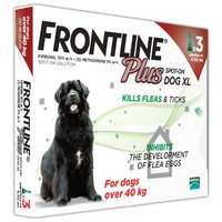 Frontline Plus for Extra Large Dogs big image