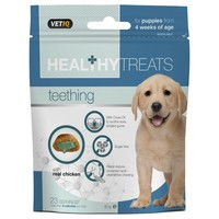 VetIQ Healthy Treats Teething Puppy Treats 50g big image