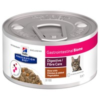 Hills Prescription Diet Gastrointestinal Biome Tins for Cats big image