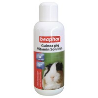 Beaphar Guinea Pig Vitamin Solution 100ml big image