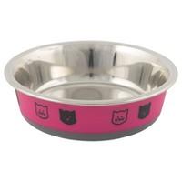 Ancol Fusion Cat Bowl 12cm (Pink) big image