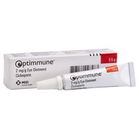 Optimmune Eye Ointment big image