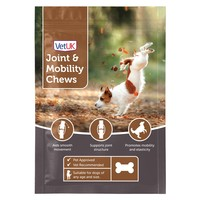 VetUK Joint and Mobility Chews for Dogs big image