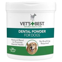 Vet's Best Dental Powder For Dogs 90g big image