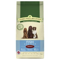 James Wellbeloved Adult Dog Dry Food (Fish & Rice) big image
