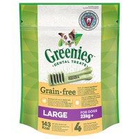 Greenies Grain Free Daily Dental Treats for Large Dogs big image