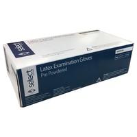 Select Latex Examination Powdered Gloves (Box of 100) big image