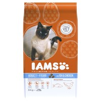 Iams ProActive Health Adult Cat Food (Fish & Chicken) big image