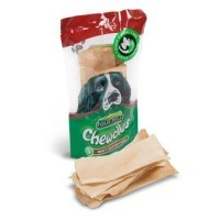Foldhill Chewdle Chips Beef Flavoured Dog Treats x 5 big image