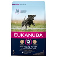Eukanuba Developing Junior Large Breed Dog Food (Chicken) 12kg big image