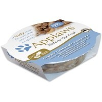 Applaws Adult Cat Food in Broth 10 x 60g Pots (Luxury Tuna Fillet with Prawn) big image