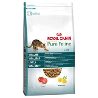 Royal Canin Pure Feline No 3 Lively Adult Cat Food big image
