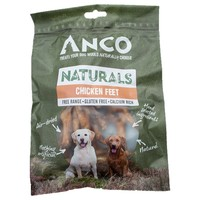 Anco Naturals Chicken Feet 100g big image