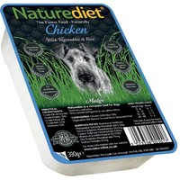 Naturediet Adult Dog Food 18 x 390g (Chicken/Rice/Vegetables) big image