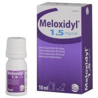 Meloxidyl Oral Suspension for Cats 15ml big image