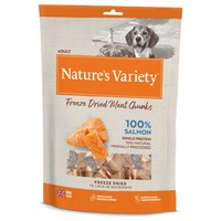 Nature's Variety Freeze Dried Meat Chunks 200g big image