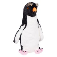 Reggie Rock Hopper Squeaking Dog Toy big image