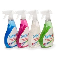 Safe4 Ready to Use Disinfectant Spray 500ml big image