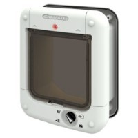Cat Mate Microchip Cat Flap (360W) big image
