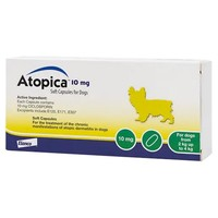 Atopica 10mg Capsules for Dogs big image