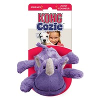 Kong Cozie Brights Dog Toy big image