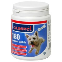 Canovel Calcium Tablets big image