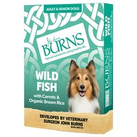 Burns Penlan Wet Dog Food Pouches (Fish) big image