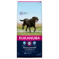 Eukanuba Thriving Mature Large Breed Dog Food (Chicken) 12kg big image