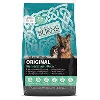 Burns Original Dog Food (Fish and Brown Rice) big image