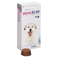 Bravecto 1400mg Chewable Tablets for Extra Large Dogs big image