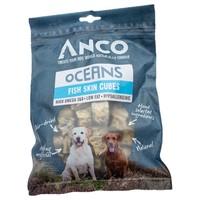 Anco Oceans Fish Skin Cubes 100g big image