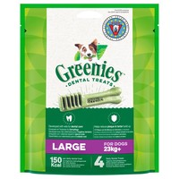 Greenies Daily Dental Treats for Large Dogs big image