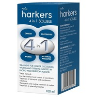 Harkers 4 in 1 Soluble 100ml big image