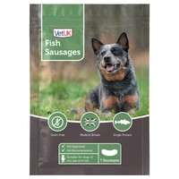 VetUK Sausages Dog Treats 100g big image