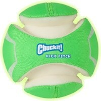 Chuckit! Max Glow Kick Fetch Ball (Small) big image