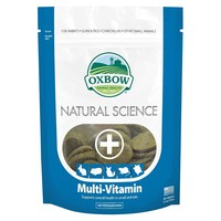 Oxbow Natural Science Multi-Vitamin Supplement 120g big image