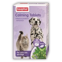 Beaphar Calming Tablets For Cats And Dogs big image