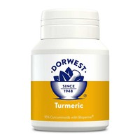 Dorwest Turmeric Tablets for Dogs and Cats big image