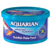 Aquarian Goldfish Flake Food big image