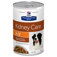 Hills Prescription Diet KD Tins for Dogs (Stew with Chicken & Vegetables) big image