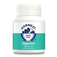 Dorwest Digestive Tablets for Dogs and Cats big image