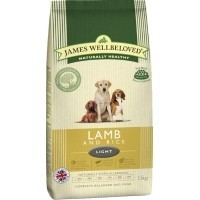 James Wellbeloved Adult Dog Light Lamb and Rice big image