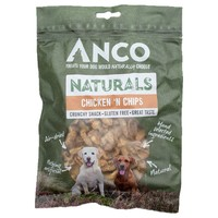 Anco Naturals Chicken 'N Chips 100g big image