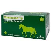 Chanazone 1g Oral Powder for Horses big image