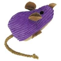 Kong Corduroy Mouse Catnip Toy big image
