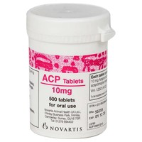 ACP 10mg Tablets for Cats and Dogs big image