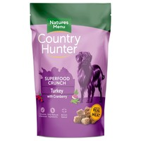 Natures Menu Country Hunter Superfood Crunch (Turkey with Cranberry) 1.2kg big image