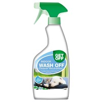 Get Off Indoor Wash Off Cleaner Neutraliser Spray 500ml big image