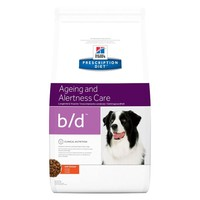 Hills Prescription Diet BD Dry Food for Dogs 12kg big image