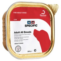 SPECIFIC CXW Adult All Breeds Wet Dog Food big image